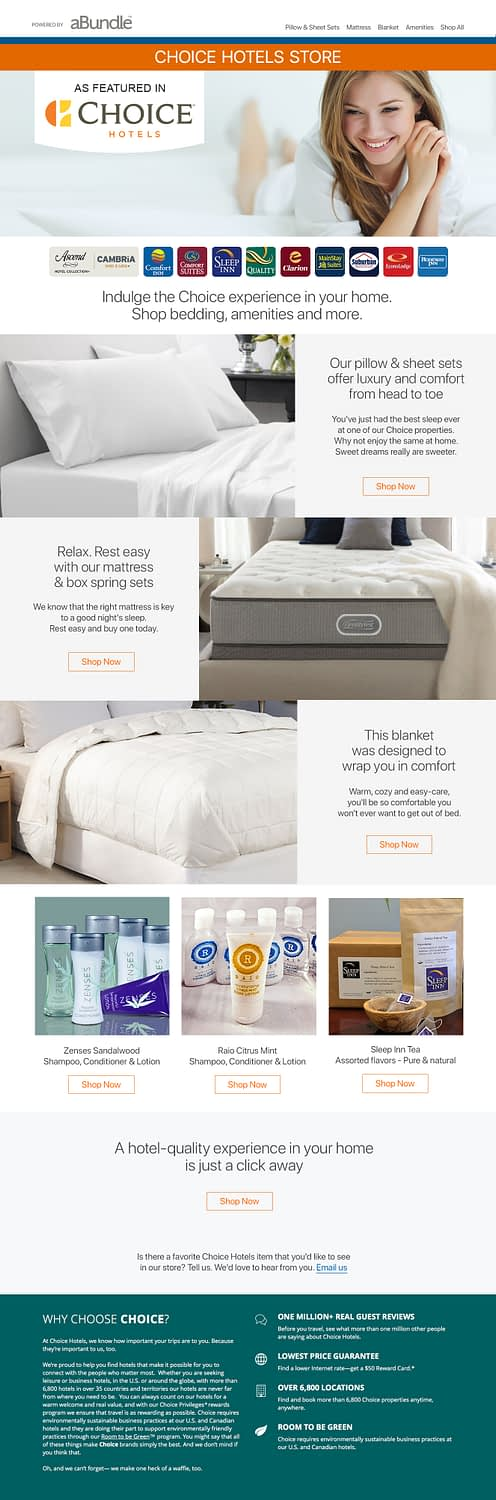 Choice-Hotels-Store